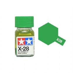 ENAMEL PAINT -  PARK GREEN (1/3 OZ) EX-28