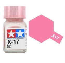 ENAMEL PAINT -  PINK (1/3 OZ) EX-17