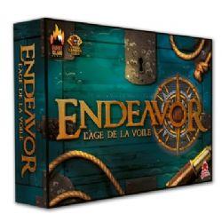 ENDEAVOR -  L'ÂGE DE LA VOILE (ENGLISH)