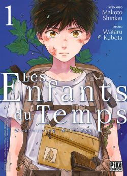 ENFANTS DU TEMPS, LES: WEATHERING WITH YOU -  (FRENCH V.) 01