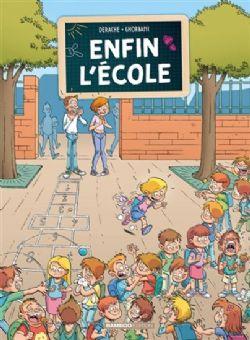 ENFIN L'ÉCOLE 01
