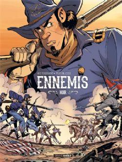 ENNEMIS -  NOIR 01