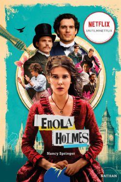 ENQUÊTES D'ENOLA HOLMES, LES -  LA DOUBLE DISPARITION (POCKET FORMAT) 01