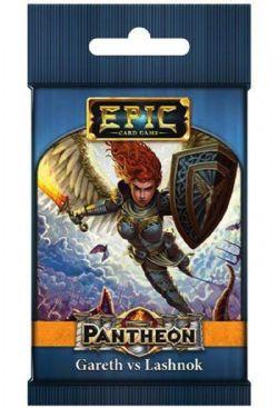 EPIC CARD GAME -  GARETH VS LASHNOK (ENGLISH) -  PANTHEON