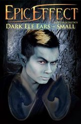 EPIC EFFECT -  DARK ELF EARS - SMALL