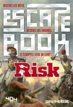 ESCAPE BOOK -  POUR L'EMPEREUR -  RISK