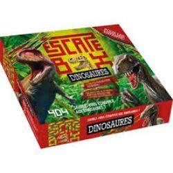 ESCAPE GAME -  DINOSAURES (FRENCH) -  ESCAPE BOX