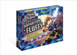 ESCAPE GAME -  FRIGIEL ET FLUFFY - LA DISPARITION DE FLUFFY (FRENCH) -  ESCAPE BOX