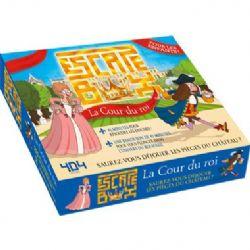 ESCAPE GAME -  LA COUR DU ROI (FRENCH) -  ESCAPE BOX