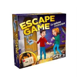 ESCAPE GAME -  LE CADENAS ÉLECTRONIQUE (FRENCH)