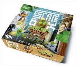 ESCAPE GAME -  MINECRAFT EARTH (FRENCH) -  ESCAPE BOX