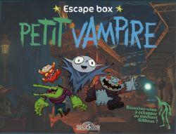 ESCAPE GAME -  PETIT VAMPIRE -  ESCAPE BOX
