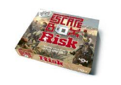 ESCAPE GAME -  RISK (FRENCH) -  ESCAPE BOX
