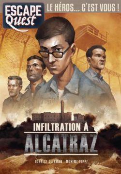 ESCAPE QUEST -  INFILTRATION À ALCATRAZ (FRENCH)