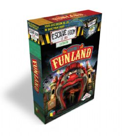 ESCAPE ROOM -  FUNLAND (FRENCH)