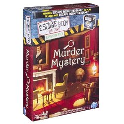 ESCAPE ROOM -  MURDER MYSTERY EXPANSION (ENGLISH)