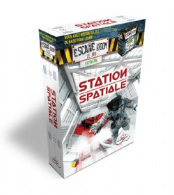 ESCAPE ROOM -  STATION SPATIALE (FRENCH)