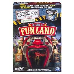 ESCAPE ROOM -  WELCOME TO FUNLAND EXPANSION (ENGLISH)