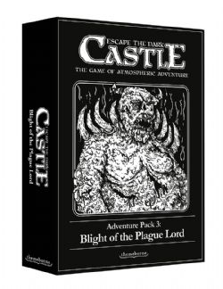 ESCAPE THE DARK CASTLE -  BLIGHT OF THE PLAGUE LORD (ENGLISH)