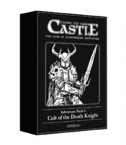 ESCAPE THE DARK CASTLE -  CULT OF THE DEATH KNIGHT (ENGLISH)