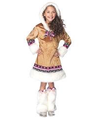 ESKIMO -  ESKIMO CUTIE COSTUME (CHILD)