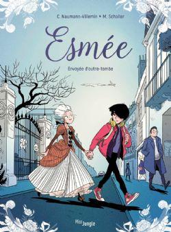 ESMÉE -  ENVOYÉE D'OUTRE-TOMBE 01