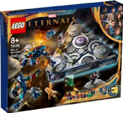 ETERNALS -  RISE OF THE DOMO (1040 PIECES) -  MARVEL 76156
