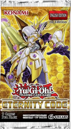 ETERNITY CODE -  BOOSTER PACK (ENGLISH) (P9/B24)