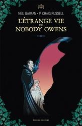 ETRANGE VIE DE NOBODY OWENS, L' -  COFFRET (TOME 01-02)