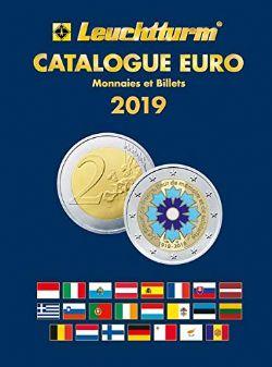 EURO -  CATALOGUE EURO - MONNAIES ET BILLETS 2019