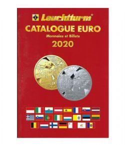 EURO -  CATALOGUE EURO - MONNAIES ET BILLETS 2020
