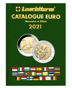 EURO -  CATALOGUE EURO - MONNAIES ET BILLETS 2021