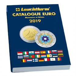EURO -  EURO CATALOG - CURRENCIES AND TICKETS 2019