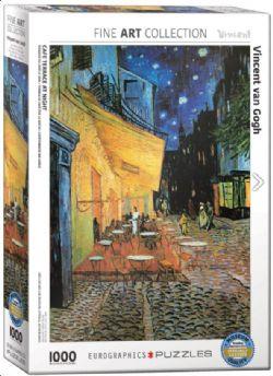EUROGRAPHICS -  CAFÉ TERRACE AT NIGHT 6000-2143 6000-2143
