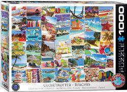 EUROGRAPHICS -  GLOBETROTTER BEACHES (1000 PIECES)