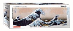 EUROGRAPHICS -  GREAT WAVE OF KANAGAWA (1000 PIECES) -  PANORAMIC