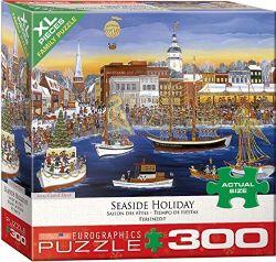 EUROGRAPHICS -  SEASODE HOLIDAY (300 PIECES)