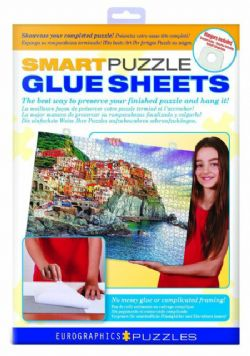 EUROGRAPHICS -  SMART PUZZLE GLUE SHEETS