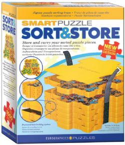 EUROGRAPHICS -  SMART PUZZLE JIGSAW PUZZLE SORTING TRAYS