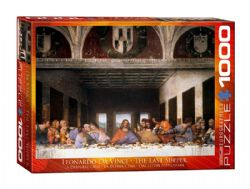 EUROGRAPHICS -  THE LAST SUPPER (1000 PIECES)