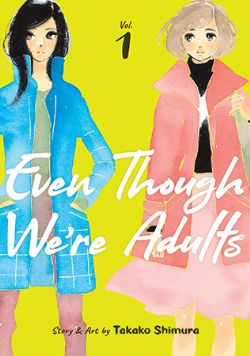 EVEN THOUGH WE'RE ADULTS -  (ENGLISH V.) 01