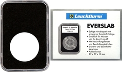 EVERSLAB -  RECTANGULAR CAPSULES FOR 36 MM COINS (PACK OF 5)