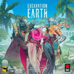 EXCAVATION EARTH (FRENCH)