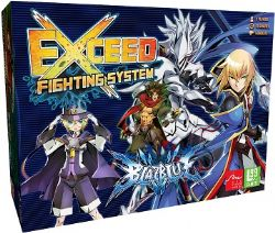 EXCEED FIGHTING SYSTEM -  BLAZBLUE : HAZAMA BOX (ENGLISH)