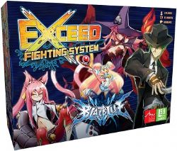 EXCEED FIGHTING SYSTEM -  BLAZBLUE : NOEL BOX (ENGLISH)