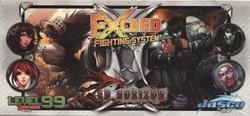 EXCEED FIGHTING SYSTEM -  GABREK & ULRIK VS ALICE & ZOEY (ENGLISH)