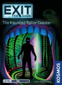 EXIT THE GAME -  THE HAUNTED ROLLER COASTER (ENGLISH)