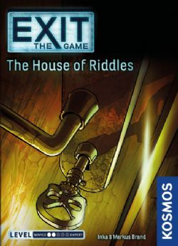 EXIT THE GAME -  THE HOUSE OF RIDDLES (ENGLISH)