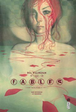 FABLES -  INTÉGRALE 07