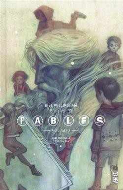 FABLES -  INTÉGRALE 08